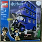 Lego Harry Potter Night Knight Bus 4755 - Unopened, Great Condition, Ultra Rare