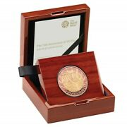 Great Britain Uk 2020 £2 75th Anniversary Of Ve Day Gold Proof Coin Royal Mint