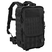 Hazard 4 Second Front Rotatable Backpack Ykk Laptop Molle Mesh Tactical Black