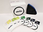 Airflo Trout Polyleader Kit - 10and039 With Leader Wallet - New