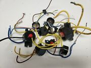 Lec1016-14 Used Klixon Switch From Electric Motors Salvaged From Damaged Motors