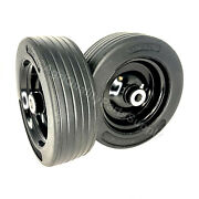10 X 3.25 Solid Finish Mower One1 Wheel/tire Bush Hog 87750 New Replacement