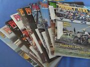 1993 Lot 10 Magazines Motorcycle Product News Bike Dealers Trade Show Parts Race