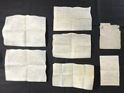 Huge Indenture Lot. Mostly Yorkshire Based. Lots Included Vellum, 7 Documents