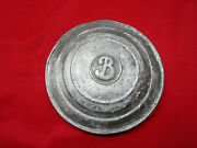 Vintage 1930 Buick Hubcap Wheel Cover