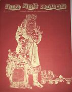 The Toy Chest Antique Toy Collectors Of America Meeting Brochure Illustrated 83