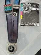 Disney Dlr Sci-fi Academy Le 250 Lanyard W/ Annual Passholder And Badge Pins.