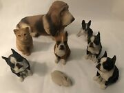 Sandicast Collection Dogs Terriers Cat