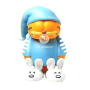 Zcwo Garfield And039and039 I Am Not Sleepingand039and039 Pvc 50cm20inch Collection Toy In Stock