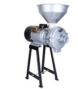 Electric Grinder Feed Mill Commercial Dry And Wet Beans Milk Refiner Rice Flour