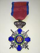 Romanian Order Of The Star