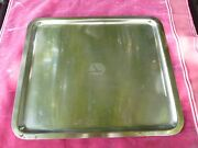 Rare Vintage Eastern Airlines Aluminum Metal Tray With Logo