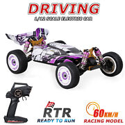 Wltoys 124019 112 4wd 60km/h High Speed Brushed Rc Car Drift Car With 1 Battery