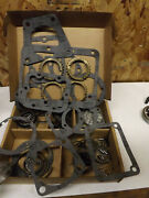 Ford Truck Np 435 Gaskets Bearings Clips Syncros T18 Bw Misc Parts New Process