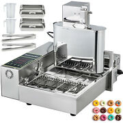 Commercial Automatic Donut Machine Electric Doughnut Donut Maker 4 Rows 2000w
