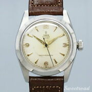 Tudor Oyster Royal Ref.7904 Original Dial Manual Winding 1950s Watch Used