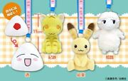 New Rare Fruits Basket Strap Mascot Plush Vol.2 Complete Limited Official Japan