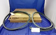 1967 Ford Mustang Coupe Roof Rail Weatherstrip Pair Nos C5zz-6551222-c And 3