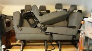 2017 Ford Transit Van Andnbsp10 Gray Cloth Passenger Seats. Andnbsplocal Pickup Or Shipping