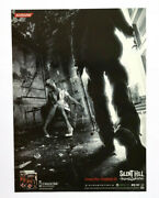 Silent Hill Homecoming Ps3 Xbox 360 Ad Vintage Mini Poster Promo Art Artwork