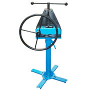 1-1/2 Tube Pipe Roller Rolling Bender Bending Fabrication W/ Stand