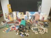 Huge Lot Sewing Notions And Supplies Collectables Tools Suppliesvintage/modern