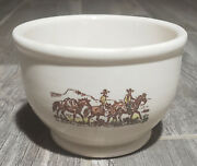 Wallace Rodeo Oversized Cup Creamer Sugar Bowl 5 Hole Oversized Shaker Choice