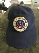 Great Seal Of The United States Rare Baseball Hat Made For Secret Service