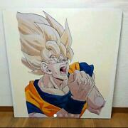 Dragon Ball Z Super Heroes Novelty One Of Kind Event Panel