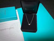And Co By The Yard Pt. 0.23 Ct Diamond Ladies Necklace Genuine