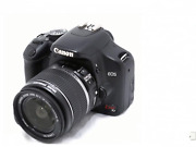 Canon Eos Kiss X2 And Zoom Lens Ef-s 18-55mm F3.5-5.6 Usm From Japan