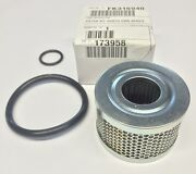 Transmission Oil Filter Kit Fk316940 For Zf/hurth 463772 Or 3312199031 Zf New