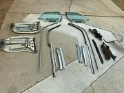 Mercedes Benz W 111/ 112 Molding Set For Top / Windshield