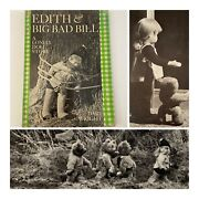 Edith And Big Bad Bill A Lonely Doll Story Dare Wright Rare Book Random House 1968