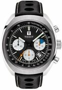 Tissot Heritage 1973 Valjoux Automatic Chrono Menand039s Watch T124.427.16.051.00