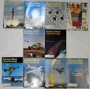 Aviation Week And Space Tech Magazine English Lot Of 10 December 1982-march 1983