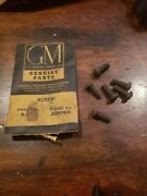 6 Gm Chevy Screws 1950and039s 10-32 X 9/16 Transmission Converter Pump 3691921 51 52