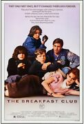 The Breakfast Club Original Movie Poster Rolled - Ringwald  Hollywood Posters