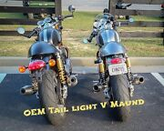 Triumph Thruxton R /rs 1200 Tail Light/signal Cafe Racer Kit Plugand039nand039play