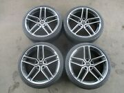 Ac Schnitzer F20 F21 Type Viii 8.5jx19 Inch Alloys Full Set With Michelin Tyres