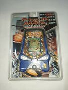 1998 Tiger Electronics Attack From Mars Pinball Video Game- Very Rare- New