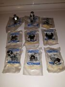 New 9x Lot Armstrong Usa Tools Ratchet Adapter Reducer Crowfoot Universal Joint