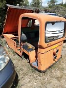 1960s Or 1970s Electric Flat Bed Truck Rat Rod Hot Rod Project