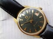 Super Vtg Swiss Made Collectible Titus Transistor 21j Mens Automatic Wristwatch