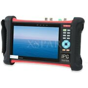 X7-movtadhs Ipc Tester Network + Analog + Cable Tracker + Hdmi Input Output+8mp