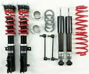 Rs-r Sport-i 36ways Damping Adjustable Coilovers For 12-14 Ford Mustang S197