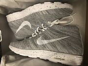 Nike Lunar Flyknit Chukka Htm Snow Pack Grey Ds Size 12 2012