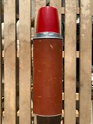 Rare Thermos Henry Dreyfuss Designed Thermos 1930s Antique Camping Gear