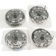 4x Intake And Exhaust Timing Camshaft Adjusters For Mercedes E350 C350 Slk350 M272