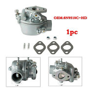 1pc Heavy Duty Carburetor Carb Replacement For Ford Tractor 2n 8n 9n 8n9510c-hd